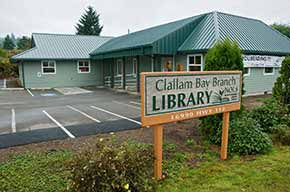 Clallam Bay Branch Library
