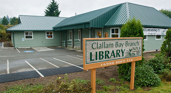 Clallam Bay Branch Library