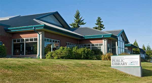 Port Angeles Main Library
