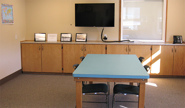 Clallam Bay Meeting Room