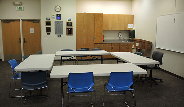 Sequim Library Meeting Room