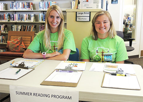 NOLS Library Volunteers