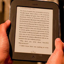 Ebooks, Ebook Reader