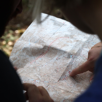 Maps, Hiking