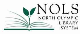 North Olympic Library System (NOLS) Mobile Retina Logo