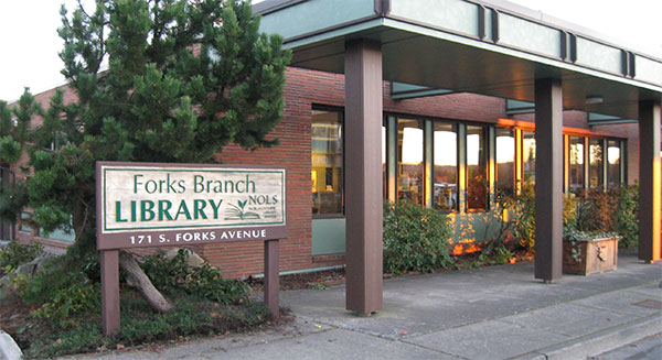 NOLS Forks Branch Library