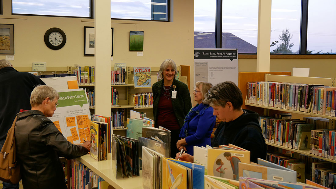 Future Sequim Library Project