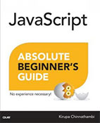 JavaScript : Absolute Beginner's Guide