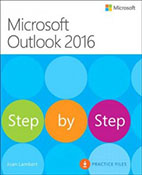 Microsoft Outlook 2016 : step by step