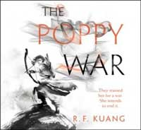 The Poppy War book jacket