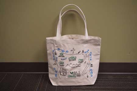 Canvas Bag Front View