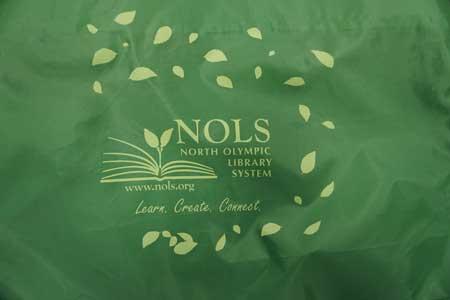 Nylon Bag Graphic Design