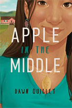 Apple in the Middle book jacket