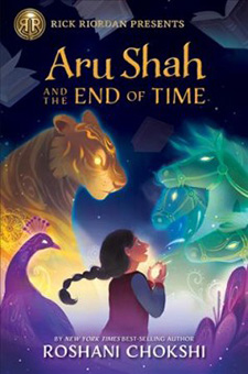 Aru Shah End of Time