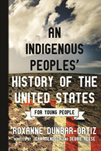 An Indigenous Peoples' History of the United States for Young People book jacket