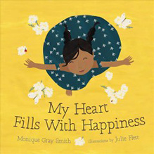 My Heart Fills with Happiness book jacket
