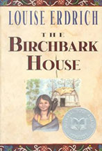 The Birchbark House book jacket