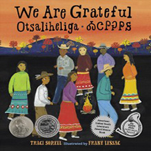 We Are Grateful: Otsaliheliga book jacket
