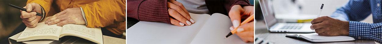 NOLS Writing Journals
